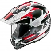 ARAI Tour-X 4 Depart Red Metallic