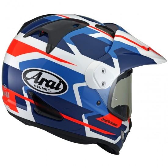 ARAI Tour-X 4 Depart Blue Helmet