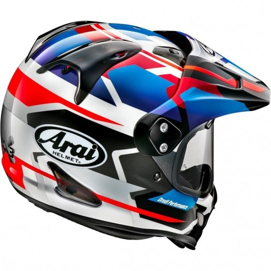 Helm ARAI Tour-X 4 Depart Blue Metallic