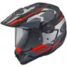 Casco ARAI Tour-X 4 Depart Grey