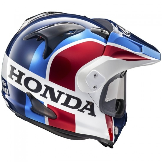 casque arai tour x 4 honda africa twin 2018 motocard. Black Bedroom Furniture Sets. Home Design Ideas