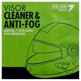 ZEIBE VISOR CLEANER AND ANTI-FOG (8 UNITS)