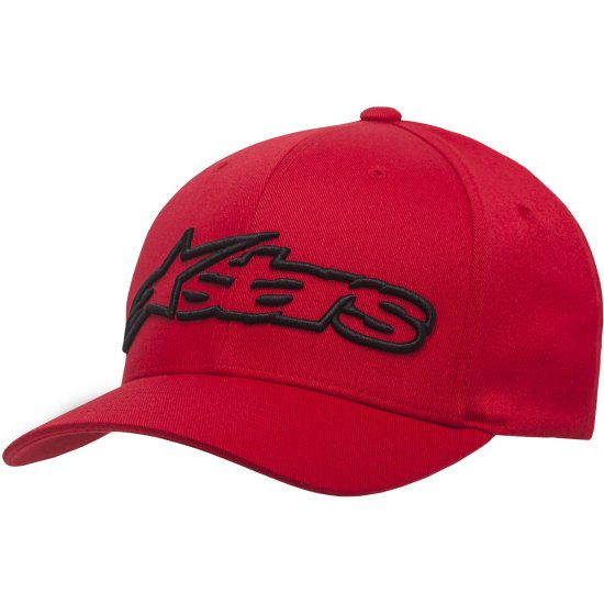 Gorra ALPINESTARS Blaze Flexfit Red / Black