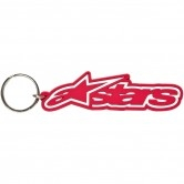 ALPINESTARS Rub Keyfob Red