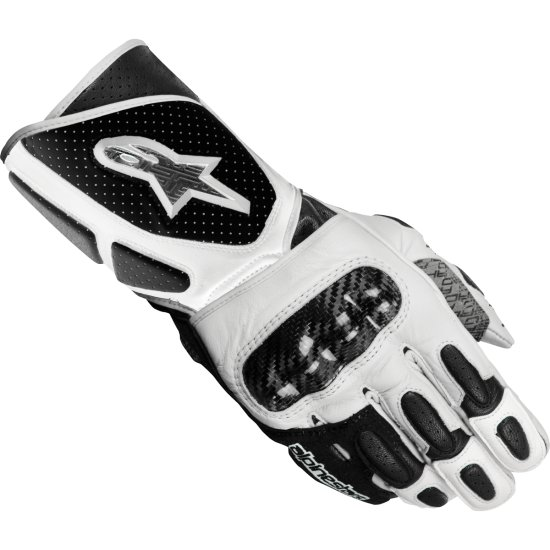 Guantes ALPINESTARS Stella SP-2 Lady White / Black