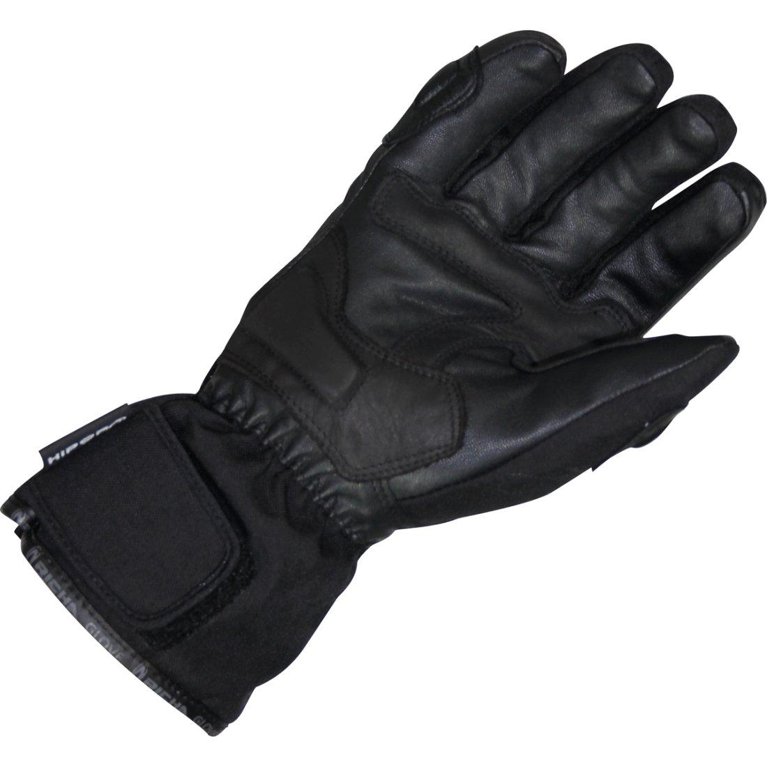 gants richa pro 03 black motocard. Black Bedroom Furniture Sets. Home Design Ideas