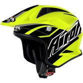 AIROH TRR Breaker Yellow
