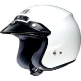 SHOEI RJ Platinum-R White