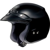 SHOEI RJ Platinum-R Black