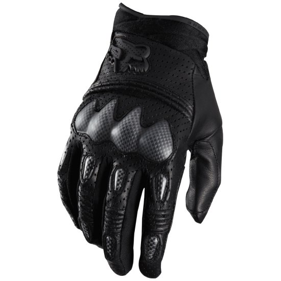 Guantes FOX Bomber S Black