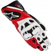 ALPINESTARS GP Plus White / Black / Bright Red