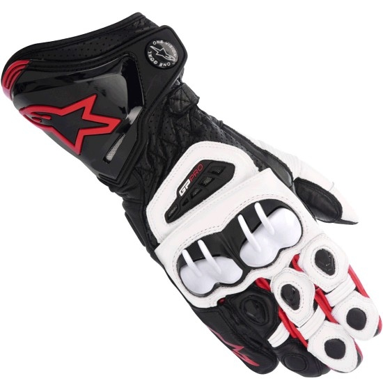 Handschuh ALPINESTARS GP Pro Black / White / Red