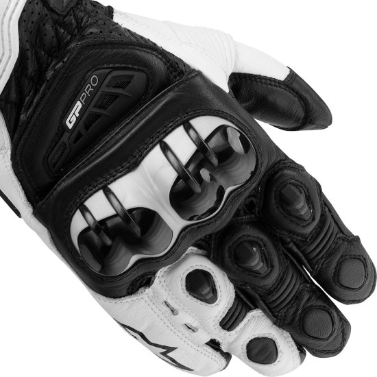 Guanto ALPINESTARS GP Pro Black / White