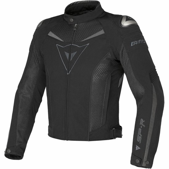 Blouson DAINESE Super Speed Tex Black / Grey