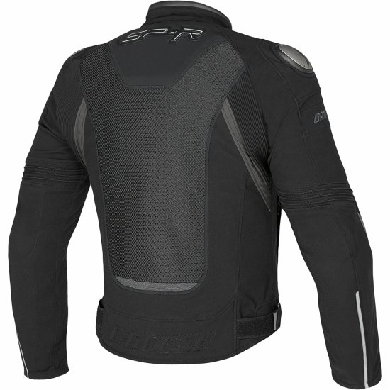 Giacca DAINESE Super Speed Tex Black / Grey