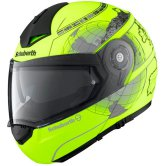 SCHUBERTH C3 Pro Europe Fluo Yellow