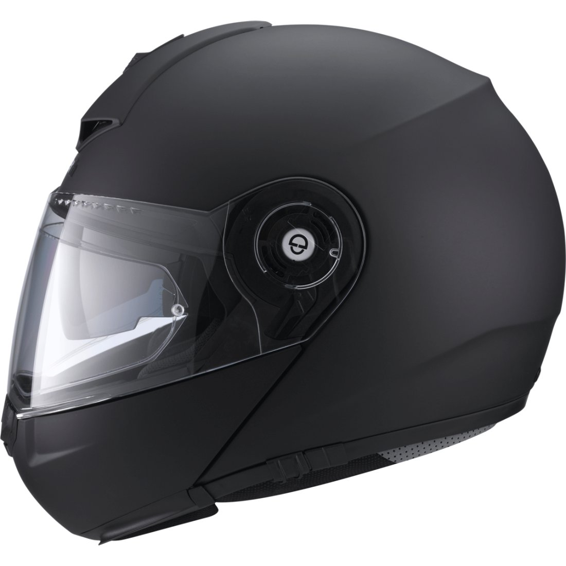 schuberth c3 pro matt black helmet motocard. Black Bedroom Furniture Sets. Home Design Ideas