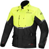 ALPINESTARS Andes Drystar Black / Yellow Fluo