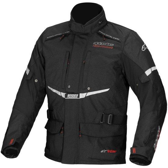 Giacca ALPINESTARS Andes Drystar SE Black