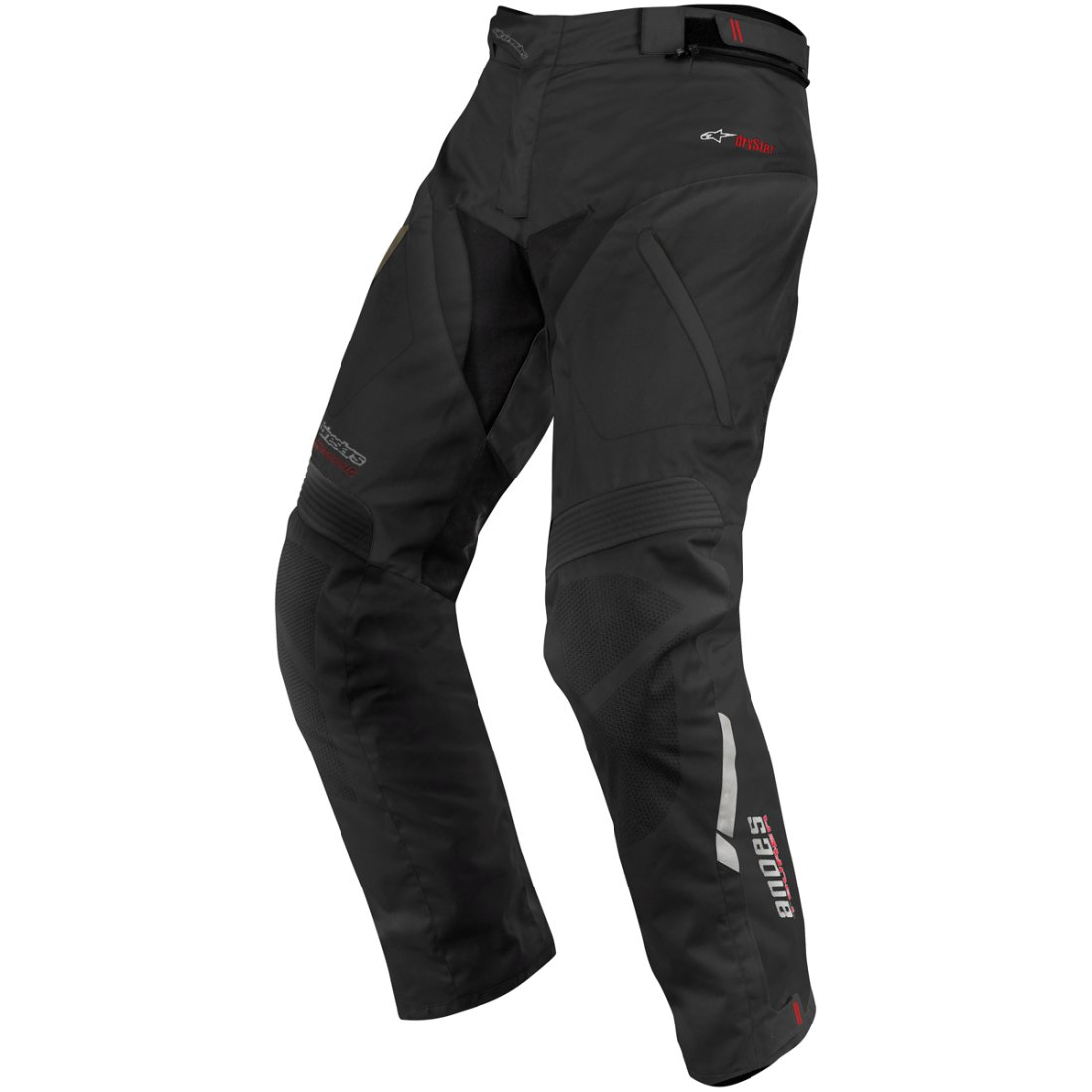 pantalon alpinestars andes drystar black motocard. Black Bedroom Furniture Sets. Home Design Ideas