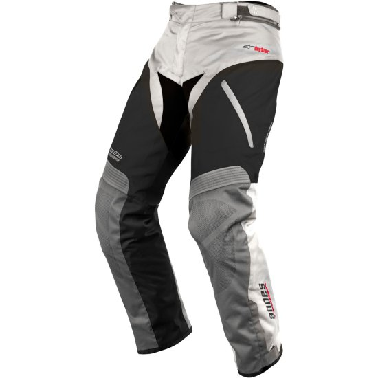 Pantalon ALPINESTARS Andes Drystar Light Gray / Black
