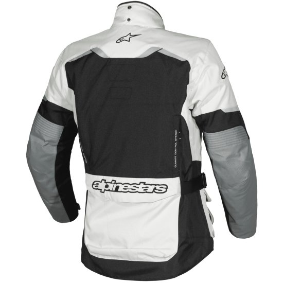 Chaqueta ALPINESTARS Andes Drystar Light Gray / Black