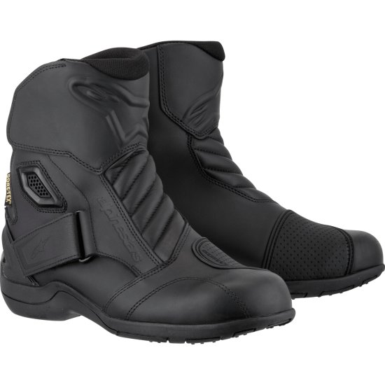 Botas ALPINESTARS New Land Gore-Tex Black