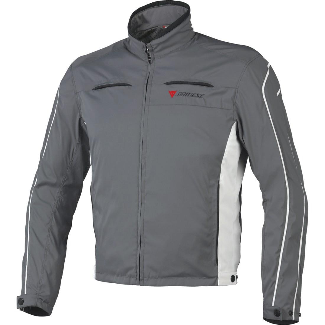 buy online 5831b 699b7 Giacca DAINESE Tron-2 Tex Grey / White