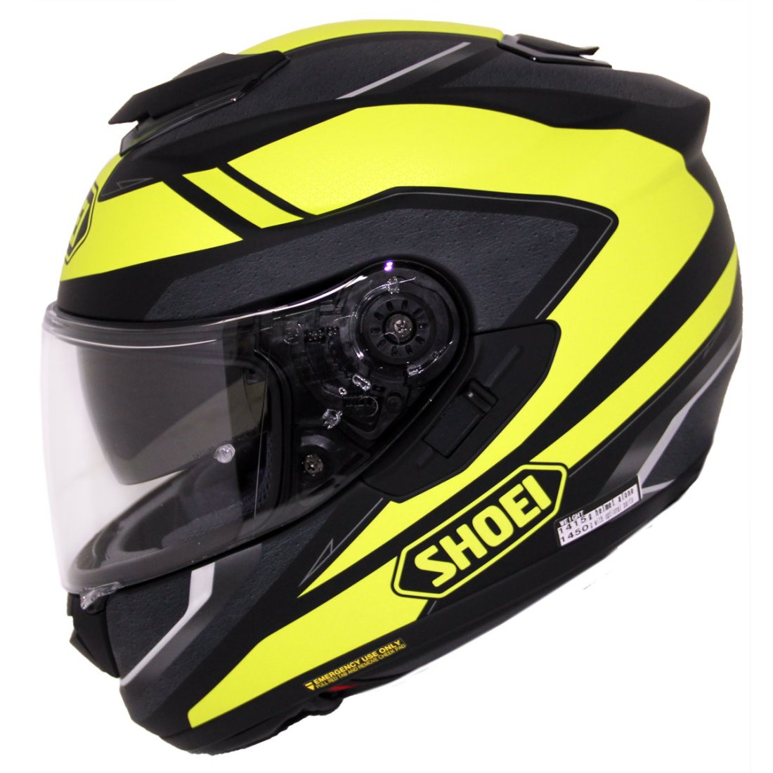 shoei gt air swayer tc 3 helmet motocard. Black Bedroom Furniture Sets. Home Design Ideas