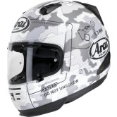 ARAI Rebel Command White