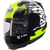 ARAI Rebel Splash Green