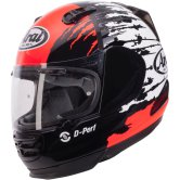 ARAI Rebel Splash Red