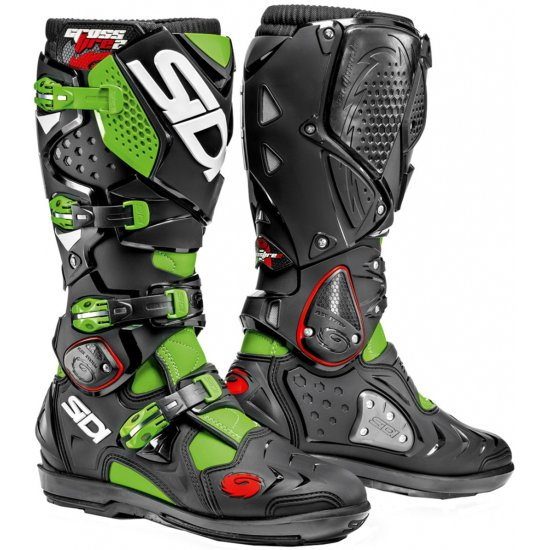 Botas SIDI Crossfire 2 SRS Green / Black