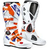 SIDI Crossfire 2 SRS Orange Fluo / White / Blue