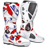 SIDI Crossfire 2 SRS Red / White / Blue