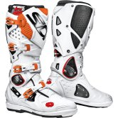 SIDI CROSSFIRE 2 SRS White / Orange