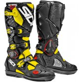 SIDI Crossfire 2 SRS Yellow Fluo / Black