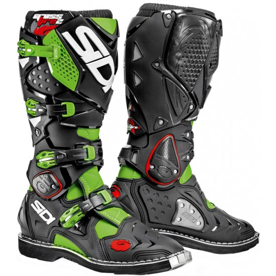 Botas SIDI Crossfire 2 Green / Black