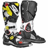 SIDI CROSSFIRE 2 White / Black / Yellow Fluo