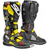 SIDI Crossfire 2 Yellow Fluo / Black