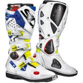 SIDI Crossfire 2 Yellow Fluo / White / Blue