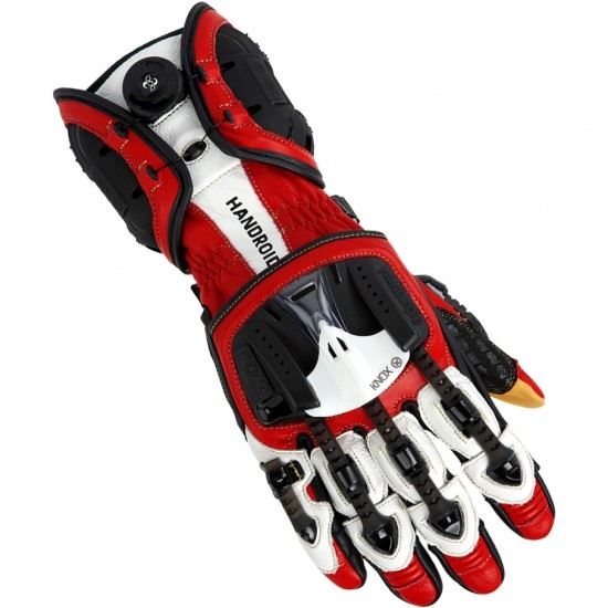 Gants KNOX Handroid Red