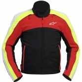 ALPINESTARS Solaris Black / White / Red / Yellow