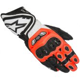 ALPINESTARS GP Tech Black / Red Fluo / White