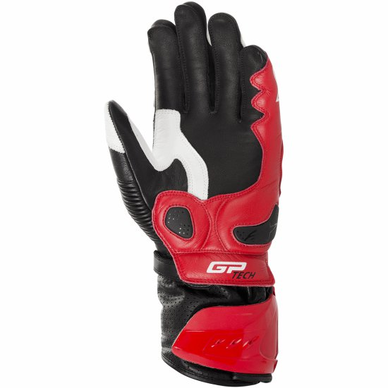 Gants ALPINESTARS GP Tech Black / White / Red