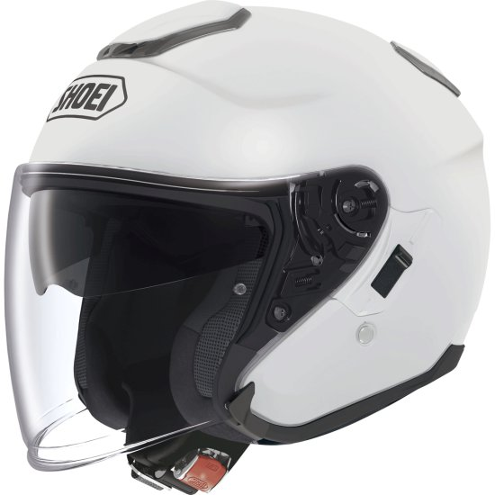 Casco SHOEI J-Cruise White