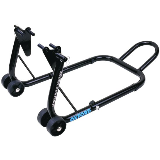 Caballete OXFORD Big Black Bike Front Stand