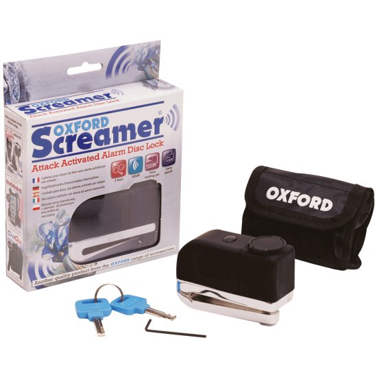 OXFORD SCREAMER Lock