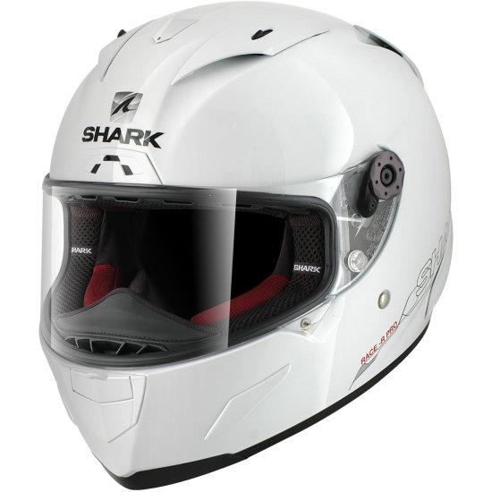 Casco SHARK Race-R Pro Blank BL