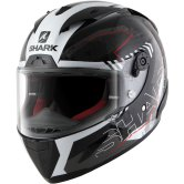 SHARK Race-R Pro Cintas Black / Anthracite / Red
